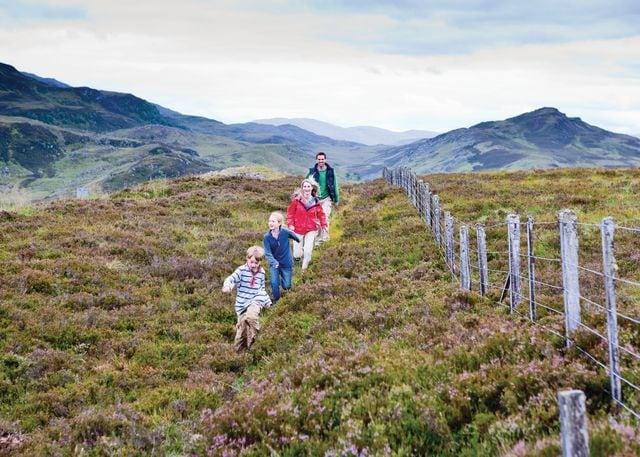 Fantastic Highland walks