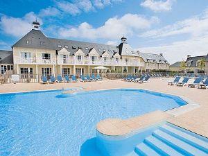 Residence Le Green Beach, Port-en-Bessin, nr. Huppain