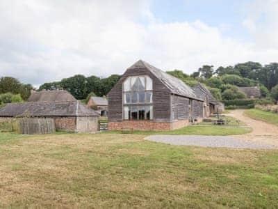 Photo of Hyde Barn