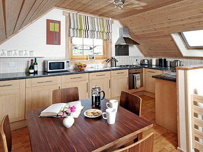 Typical Lowena kitchen