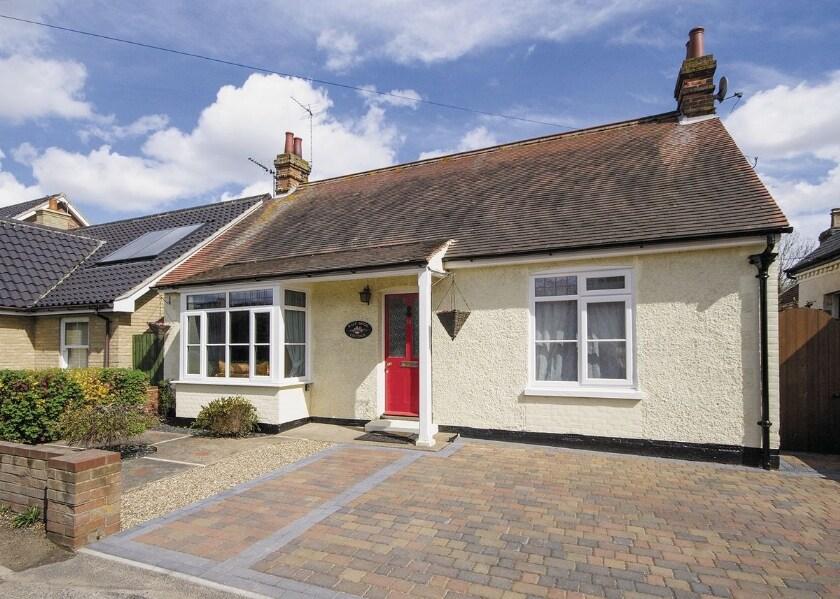 Exterior | Half Moon Cottage, Martham, nr. Winterton