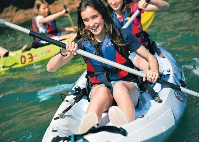 Kayak hire
