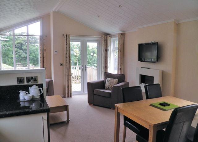 Hillcroft Lodge lounge