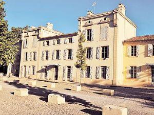 Le Chateau de Jouarres, Azille, nr. Carcassonne