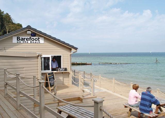 Local café
