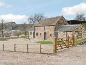 George Mine Barn