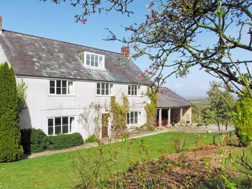 Purcombe Farmhouse - 28458