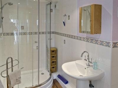 Bathroom | Bramblewick Cottage, Fearby near Masham