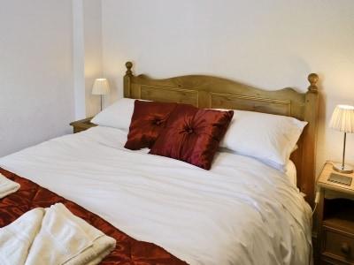 Double bedroom | Bramblewick Cottage, Fearby near Masham