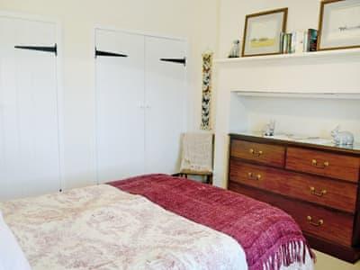 Double bedroom | The Bothy, Cheswick near Berwick upon Tweed