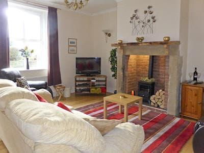 Living room | Harbour Holm, Amble