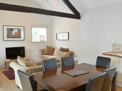 Open plan living/dining room/kitchen | Winnowshill Farm - The Derwent, Derwent Reservoir