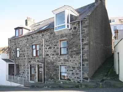 Exterior   Harbour View, Gardenstown, Aberdeen