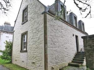 Rhoda's Cottage, Strachur House