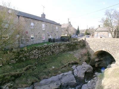 Bridge End Cottage, West Scrafton near Leyburn