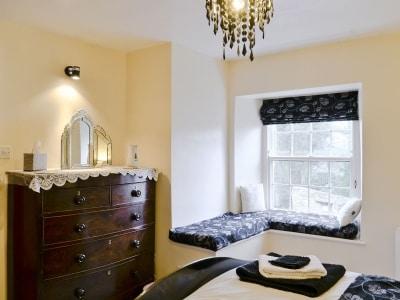 Double bedroom | Bridge End Cottage, West Scrafton near Leyburn