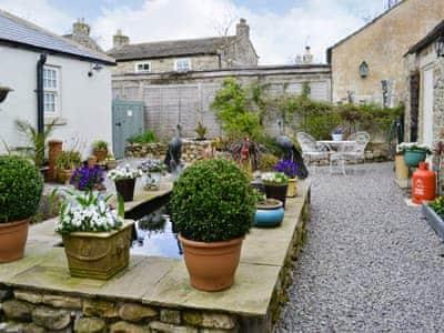 Garden | Chapel Cottage, Finghall near Leyburn
