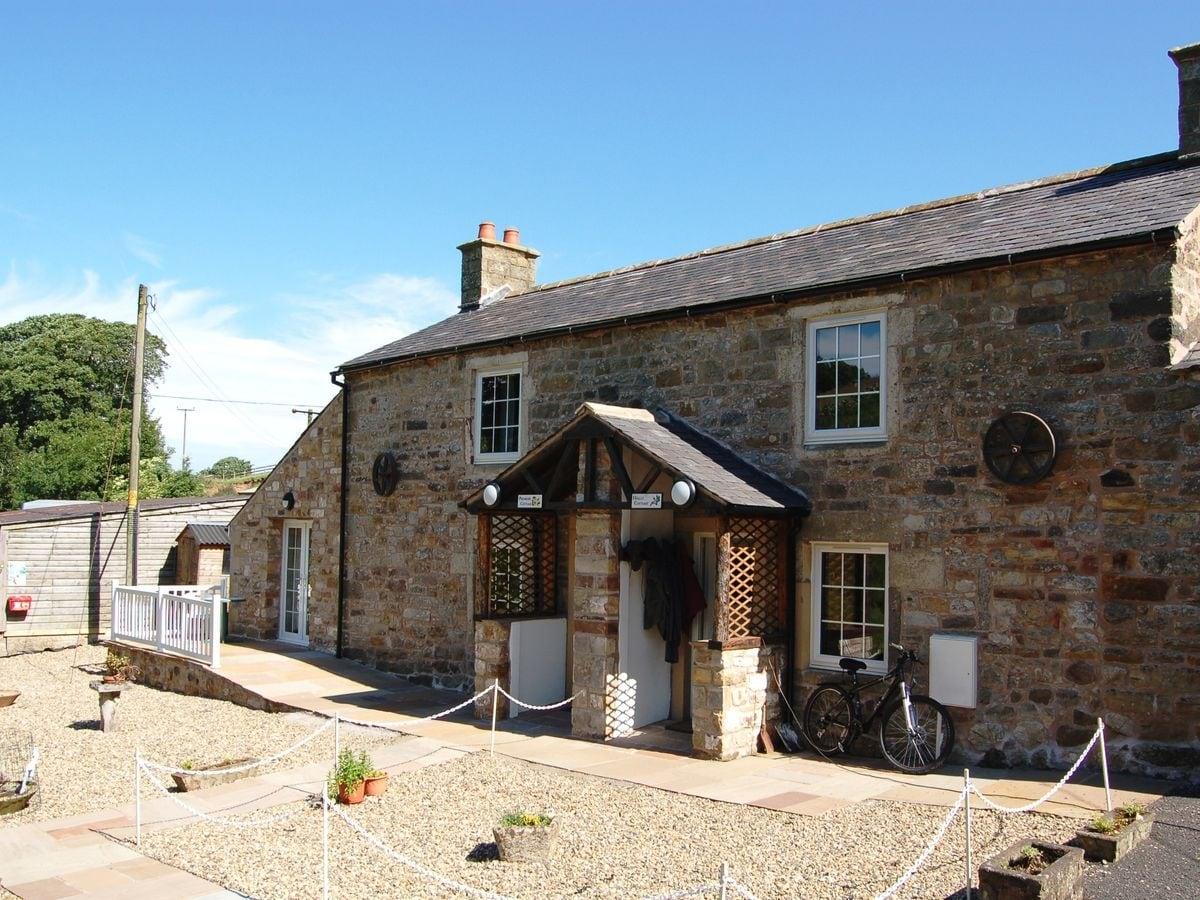 Cleugh Head Farm - Primrose Cottage
