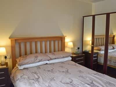 Double bedroom | Dairy Lodge, Keswick