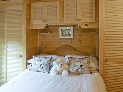 Double bedroom | Brook Lodge - Burnside Park, Keswick