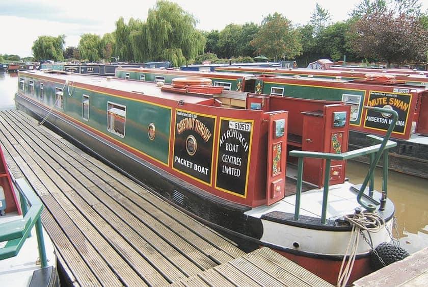 Whitchurch Thrush Boat Hire