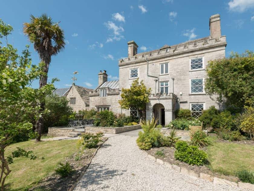 Newton Manor House