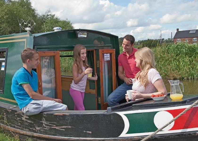 Lady Susan Boat Holiday