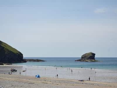 Portreath beach