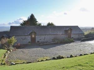 Parc Uchaf Cottages - Stable Cottage