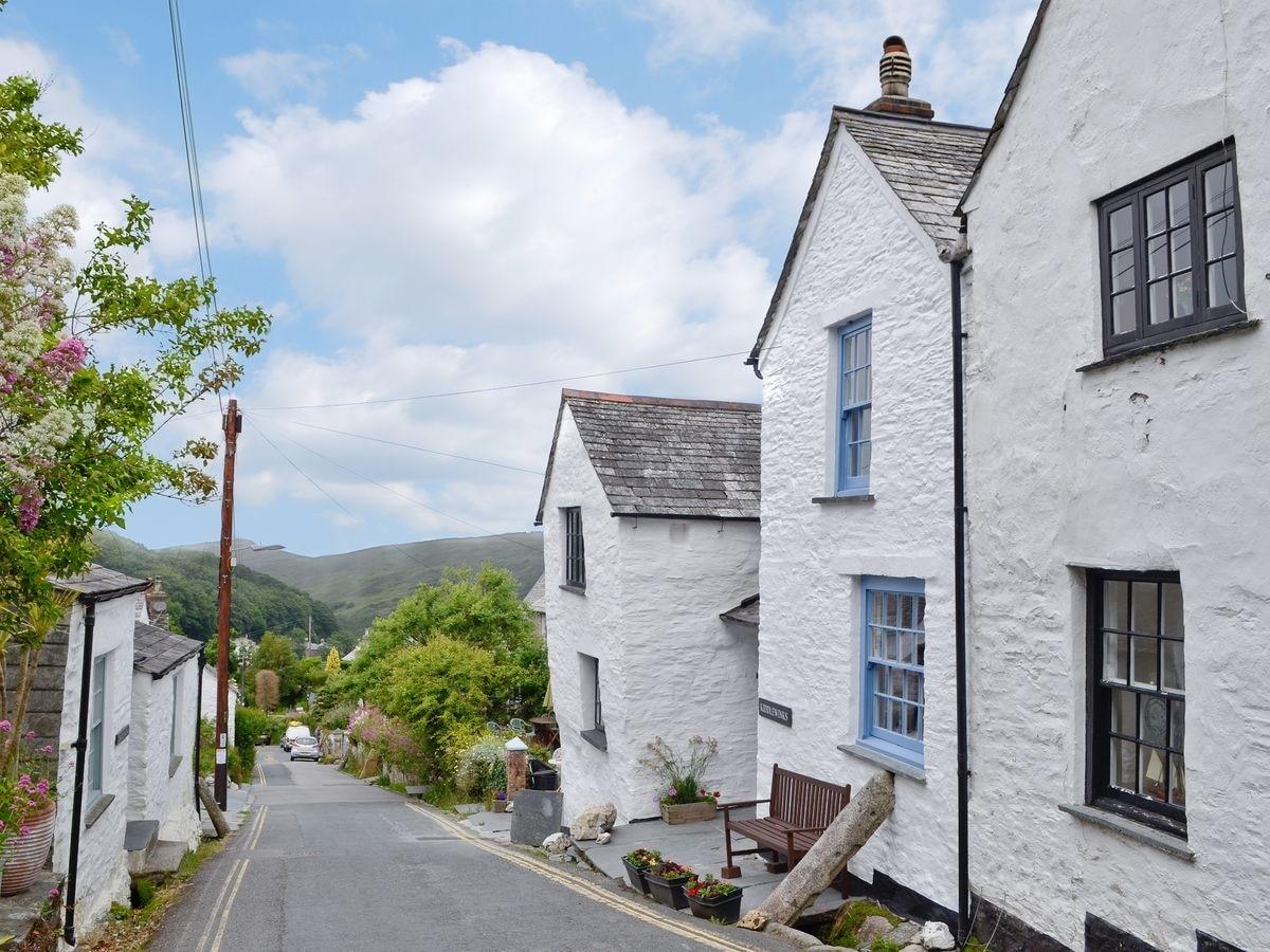 Kiddlewinks, Boscastle, Cornwall