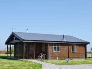 Arbigland Farm Cottages - Curlew Lodge