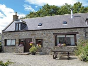 Auchingoul Cottage