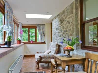 Sun room | Old Stones Cottage, Burnfoot near Gleneagles