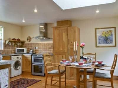 Kitchen/diner | Old Stones Cottage, Burnfoot near Gleneagles