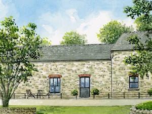 Dolgoy Cottages - Snuggle Cottage
