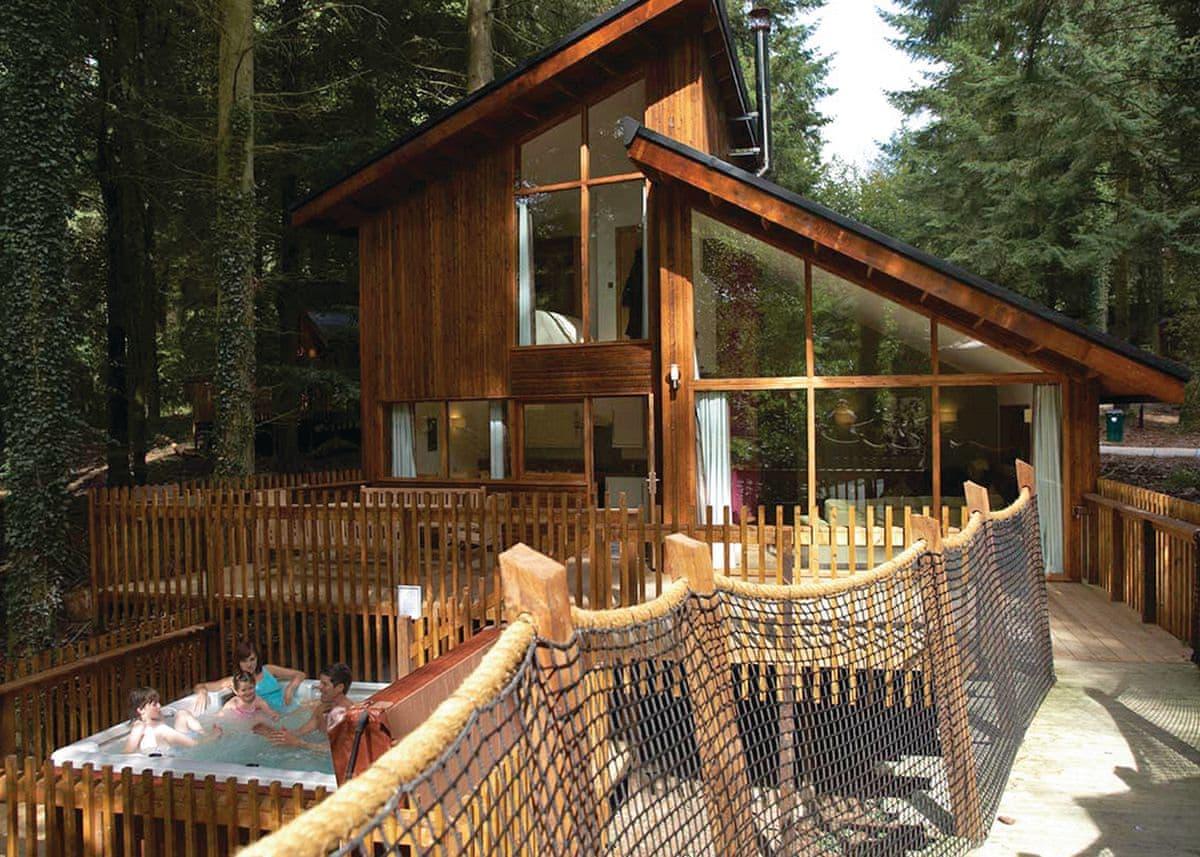 Blackwood Forest Lodges