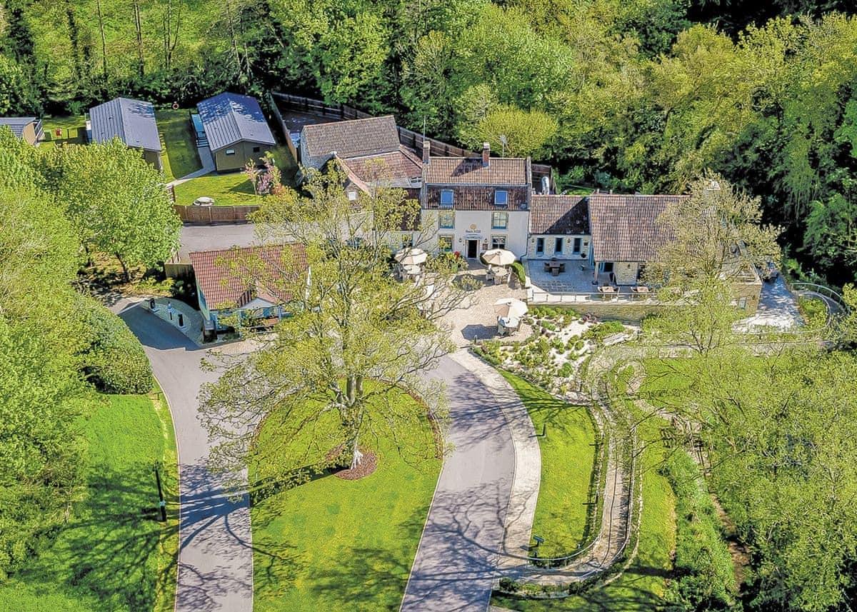 Bath Mill Lodge Retreat