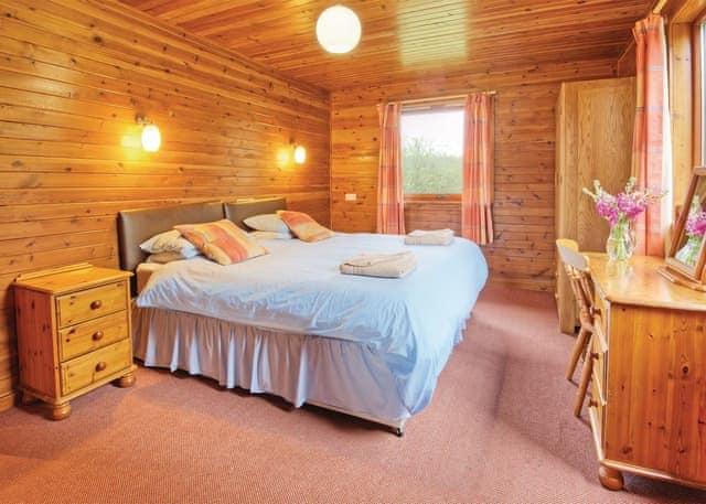 Typical Calvert Lodge