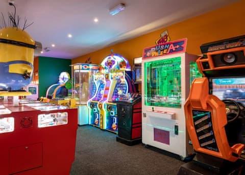 Carlton Meres Holiday Park