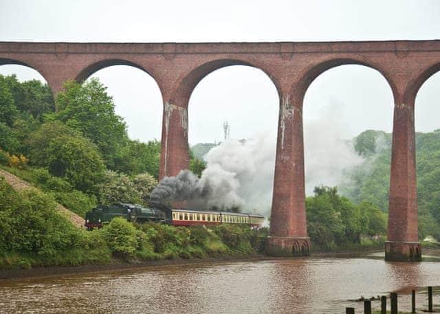 The North Yorkshire Moors Steam Railway