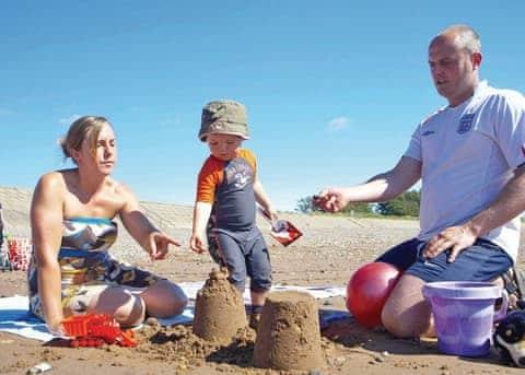 Dawlish Sands