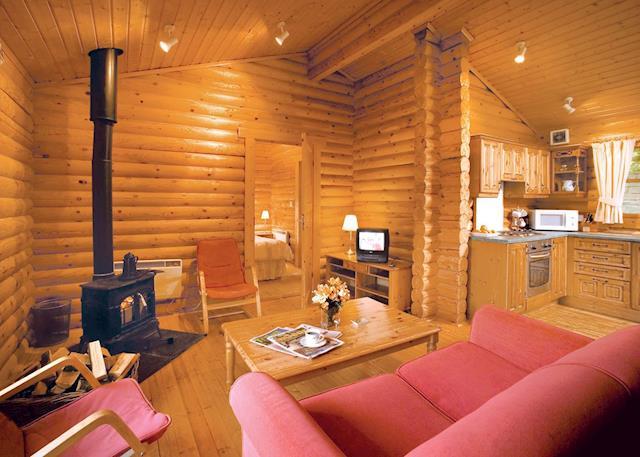 Typical Gadgirth Lodge One