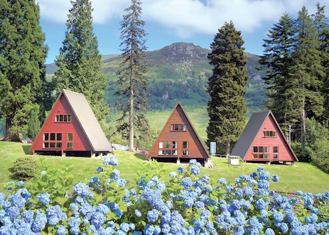 Eagle Comfort Lodge