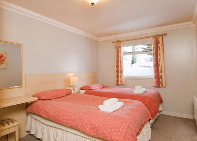 Lapwing Comfort Plus Lodge