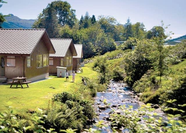 Lapwing Comfort Lodge