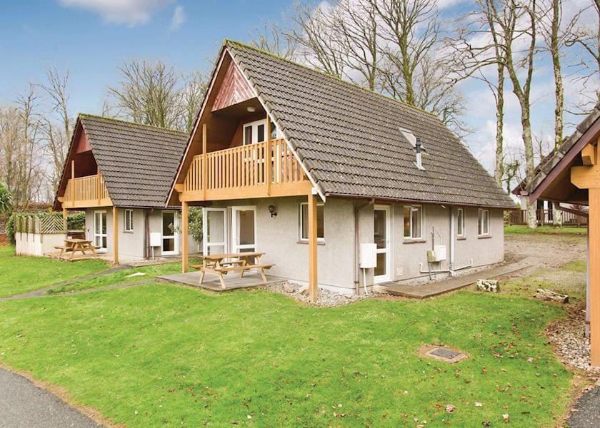 Hengar Park Lodge