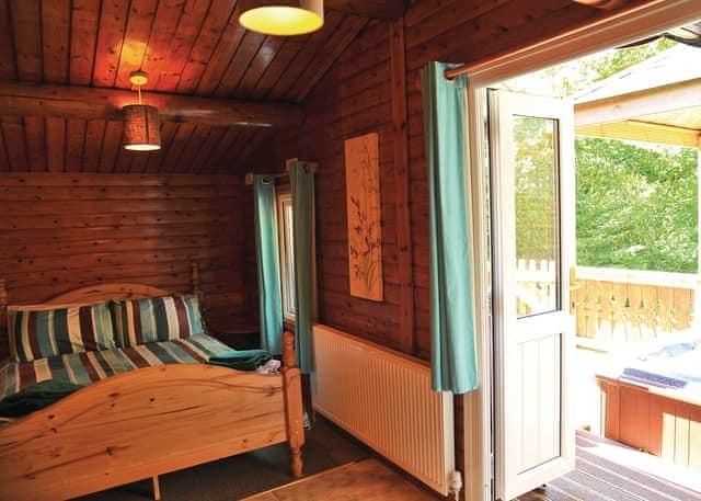 Typical Kestrel Lodge