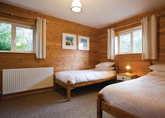 Retreat Lodge