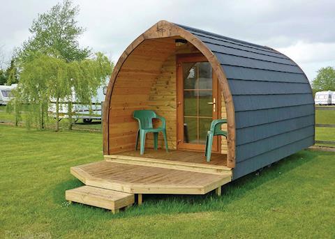 Longnor Wood Holiday Park