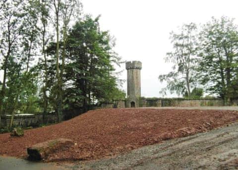 Saltmarshe Castle Park